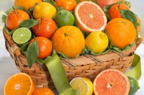 Citrus Fruit Baskets Traditional and Life-Affirming