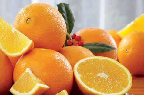 Essential Nutrients Make Navel Oranges One of Nature's Most Important Foods