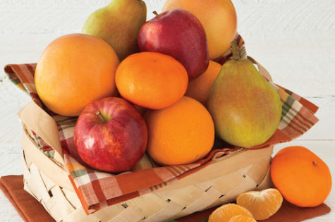 Fruit Baskets Are Gifts Everyone Can Enjoy