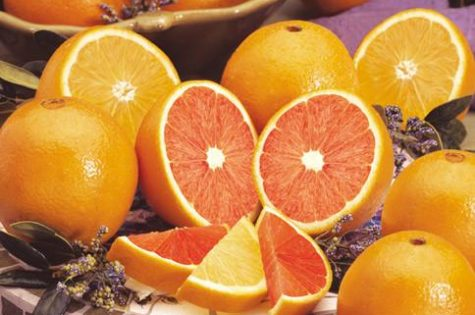 Healthy Navel Oranges are a Pantry Staple