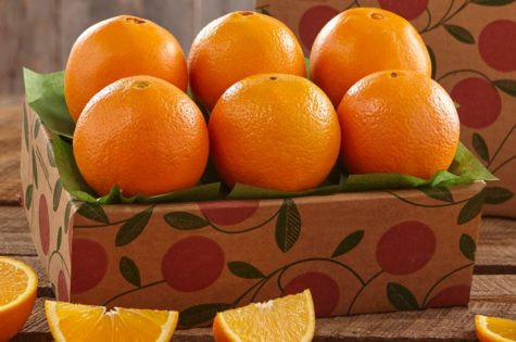 Healthy Navel Oranges are the Best Gift for Friends and Family