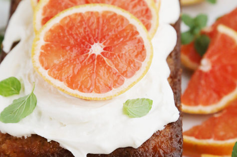 Light Grapefruit Desserts for Any Occasion