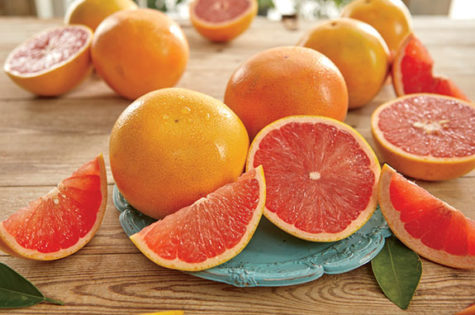 Lose Weight with Florida Grapefruit