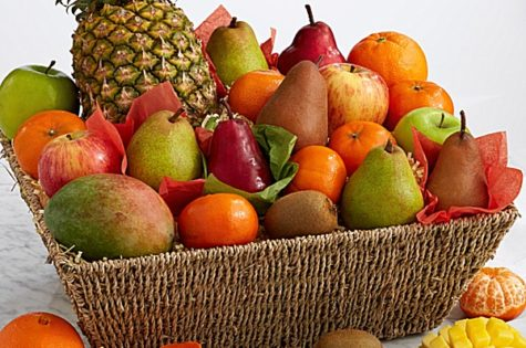 Surprise Your Friends with Fruit Baskets