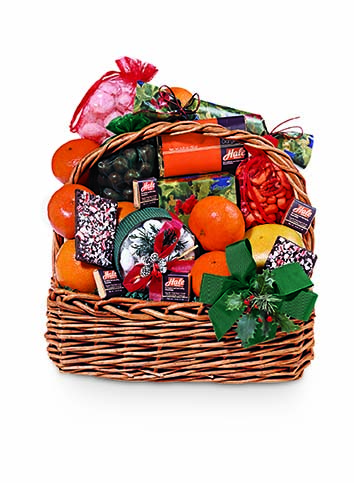 Fresh Citrus Gift Basket: Perfect for Any Occasion